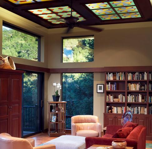 Чем и как покрасить потолочную плитку (в тч из пенопласта) + фото и видео