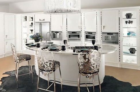 Разновидности барных стульев для вашей кухни