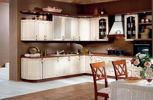 Ретро стиль в интерьере современной кухни
