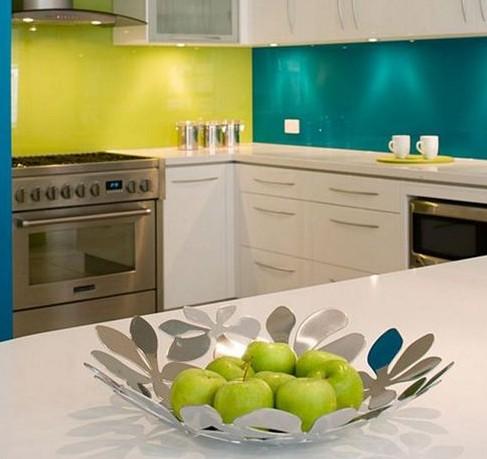 С какими оттенками лучше всего сочетаются цвета для кухни