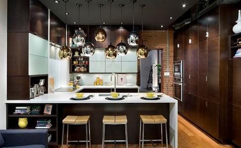 Современный дизайн кухни тенденции в дизайне интерьера