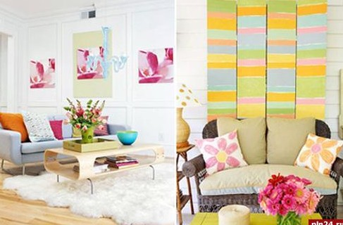 Способы преображения интерьера квартиры или дома без денежных затрат