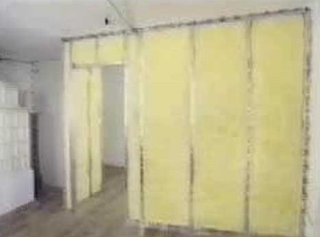 Стена из гипсокартона: дёшево и сердито