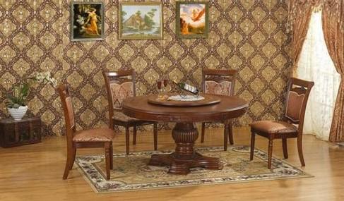 Столы из дерева для кухни - стильное и природное решение