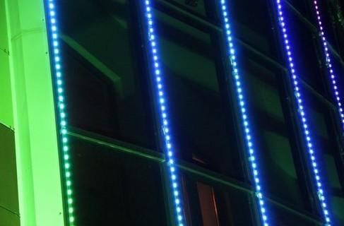 Светодиодные алюминиевые линейки для создания освещения