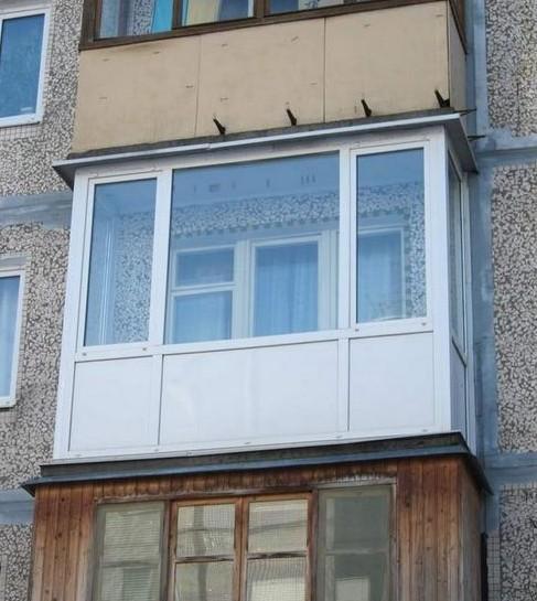 Теплое остекление балкона: преимущества и недостатки + видео